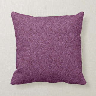 Pillow Patterns Purple Glitter Pillow