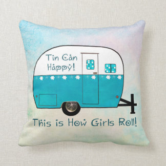 PILLOW | Retro Camper