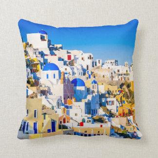 Pillow Santorini Oia