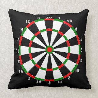 Pillow - Square - Dartboard design