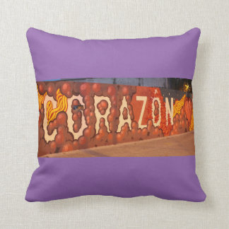 Pillow Street style BCN Corazon Throw Cushions