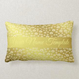 pillow,,template, floral holiday, elegant, ,color lumbar cushion