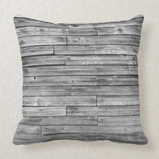 Pillow - Weathered Barn Wood