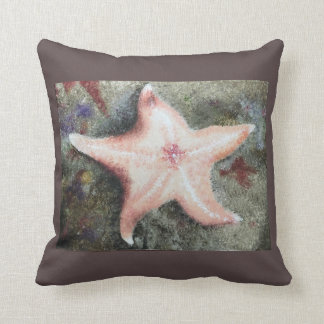 Pillow with Star Fish