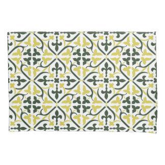 Pillowcase - 2 Colors Ornamental Medieval Pattern