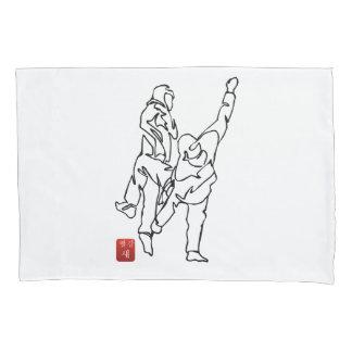 pillowcase TAEKWONDO UNBALANCES