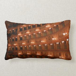 Pillows - Interior of legendary Venice Opera House