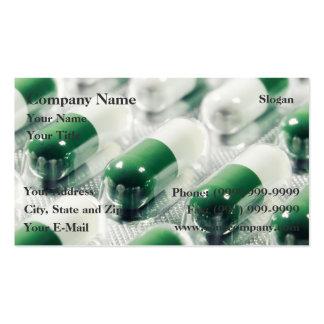 Pills Business Cards