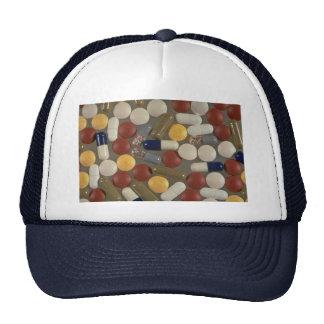 Pills Mesh Hat