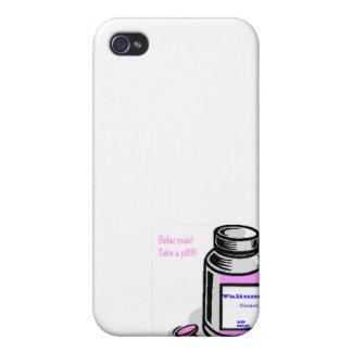 pills iPhone 4 cases