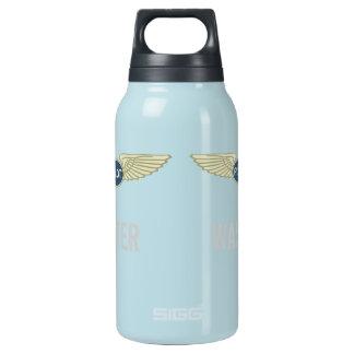 Pilot Blue Insulated Water Bottle