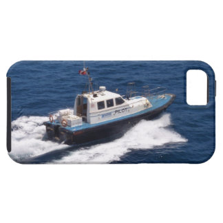 Pilot Boat At Speed iPhone 5 Case