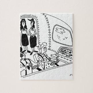 Pilot Cartoon 5139 Jigsaw Puzzle