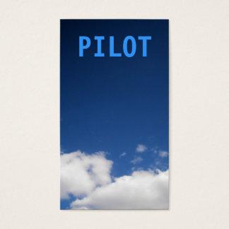Pilot Clouds Business Card