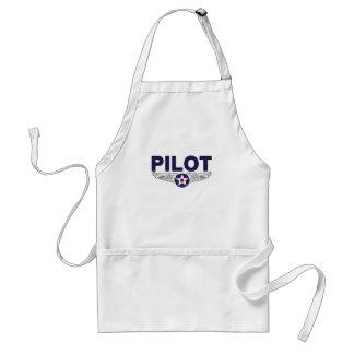 PILOT DAD . STANDARD APRON