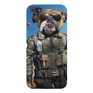 Pilot dog,funny bulldog,bulldog case for iPhone 5/5S
