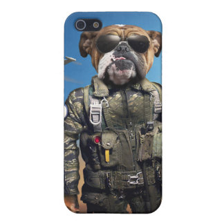 Pilot dog,funny bulldog,bulldog iPhone 5/5S covers