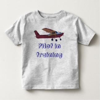Pilot in training toddler T-Shirt
