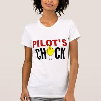 PILOT'S CHICK T-Shirt