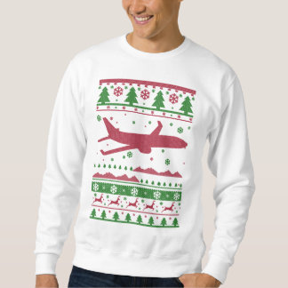 Pilot Ugly Christmas Sweatshirt