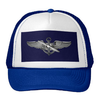 pilot wings cap