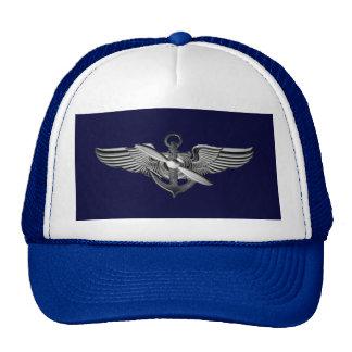 pilot wings hats