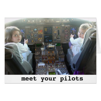 Pilots are getting younger card