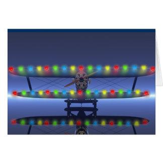 Pilot's Christmas Card
