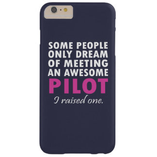 PILOT'S MOM BARELY THERE iPhone 6 PLUS CASE