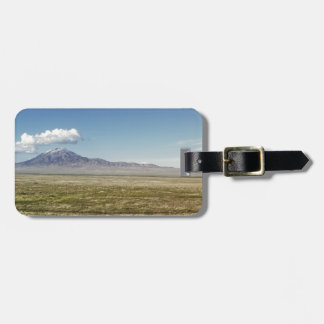 Pilot's Peak Panorama 1 Luggage Tag