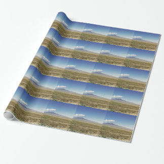 Pilot's Peak Panorama 1 Wrapping Paper