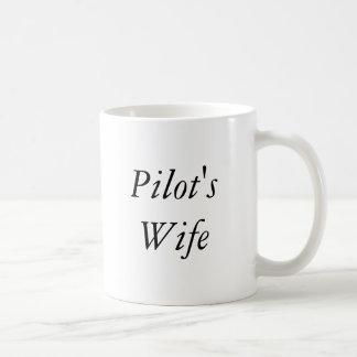 Pilot's Wife Coffee Mug
