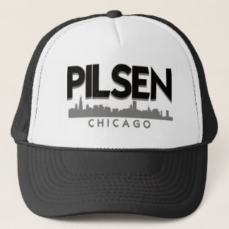 Pilsen Chicago Neighborhood Hat