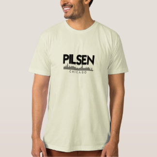 Pilsen Chicago Neighborhood T-Shirt