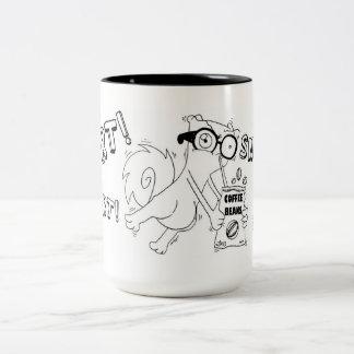 Pilz-E Coffee Snort Mug