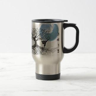 Pima Karate Travel Mug