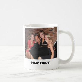 pimp dude, PIMP DUDE Coffee Mug