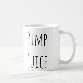 Pimp juice funny bestselling coffee mug