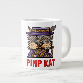 """""""Pimp Kat"""" Jumbo Mug"""
