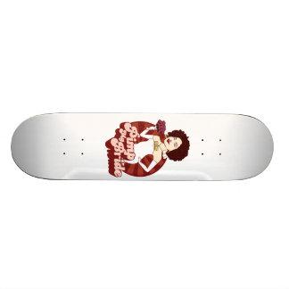 Pimp my Bride 21.6 Cm Skateboard Deck