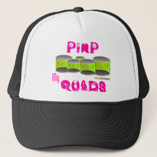 Pimp my QUADS Trucker Hat