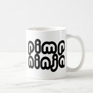 Pimp Ninja Coffee Mug