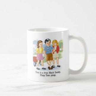pimp tom pimp coffee mug