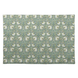 Pimpernel by William Morris Placemats