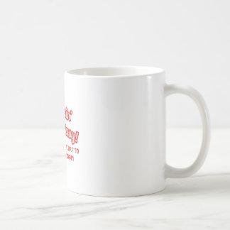 Pimpin' Ain't Easy ... Attorney Coffee Mug
