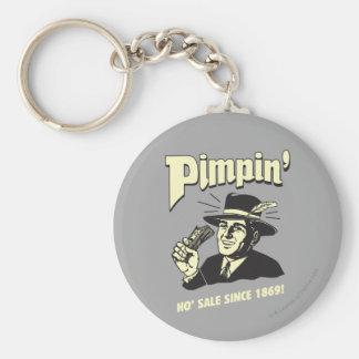 Pimpin': Ho Sale Key Ring
