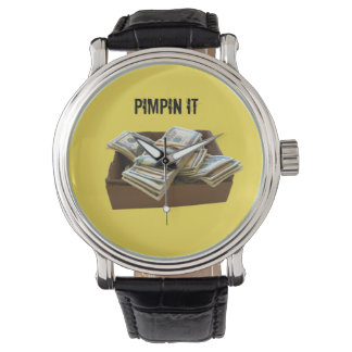 Pimpin it watches