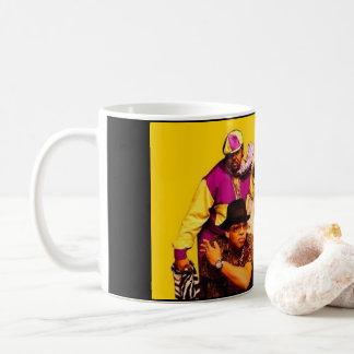 Pimprov mean muggin' coffee mug