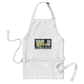 Pin N Whistle Adult Apron