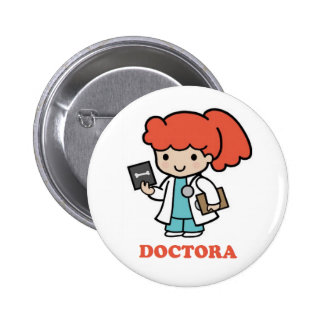 Pin of doctor
